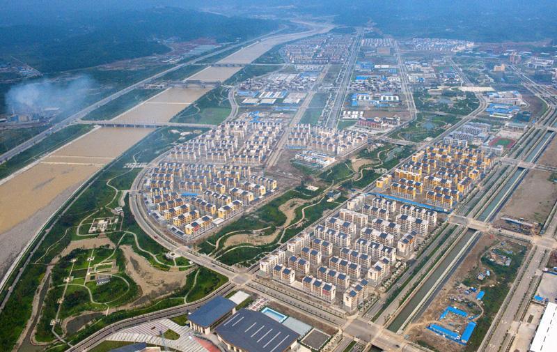 北川县城市品牌形象项目