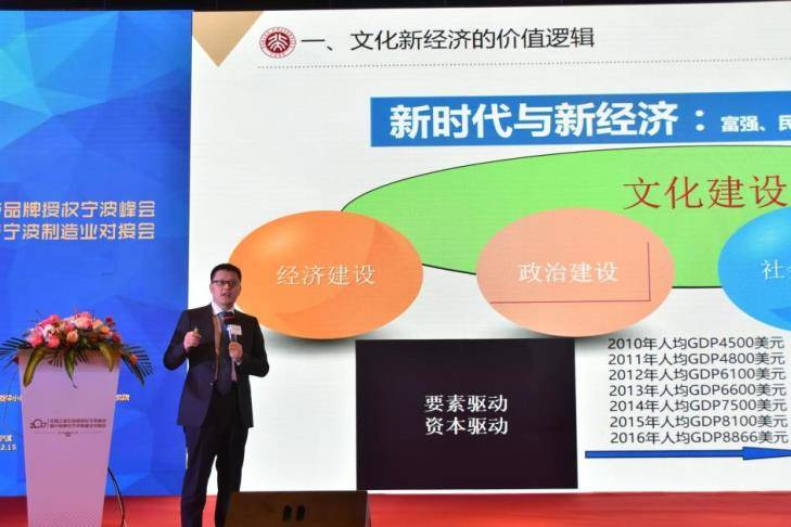 2016中国国际品牌授权宁波峰会