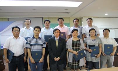 北京大学深圳罗湖区文化企业创新管理高级研修班